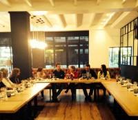 #cenandocon Isabel Llinás: platos vacíos, estamos empezando