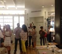 #cenandocon Roig de Diego: invitados a punto