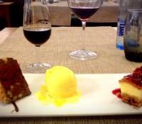 #cenandocon Roig de Diego: postre