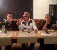 #cenandocon Roig de Diego: conversación