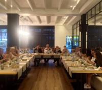 #cenandocon Roig de Diego: todo a punto para empezar