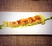 #cenandocon Roig de Diego: útlimo milhojas de calabacín