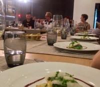 #cenandocon Roig de Diego: la esencia del evento, conversación y buena comida